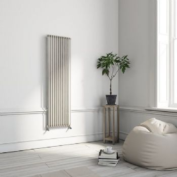 Delfin Vertical Radiator 1800mm
